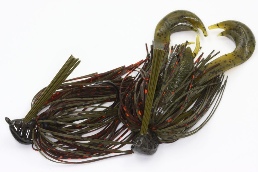 TODAY'S BUILD CRAZY CRAW