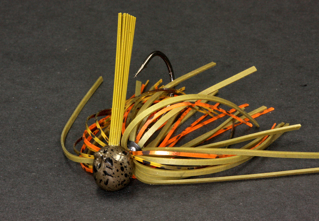 hybrid craw v4 flatline rubber boss mini ball