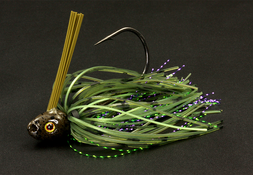todays build flash gill big boy swim jig