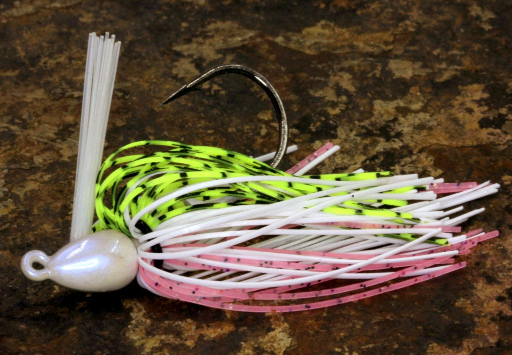 Today's Build Pink Shad